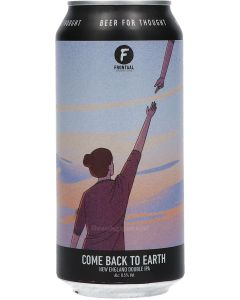 Brouwerij Frontaal Come Back To Earth New England DIPA