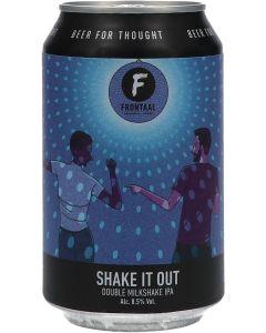 Brouwerij Frontaal Shake It Out Double Milkshake IPA