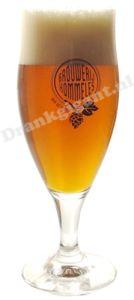 Brouwerij Hommeles Bierglas