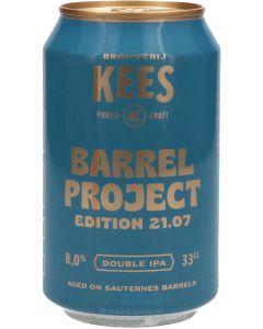 Brouwerij Kees Barrel Project 21.07 DIPA