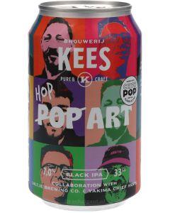 Brouwerij Kees Hop Art Black IPA