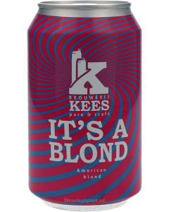 Brouwerij Kees It's Blond