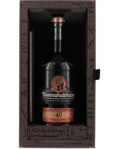 Bunnahabhain 40 Year