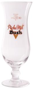 Bush bierglas Peche