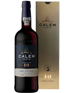 Calem 10 Years Old Tawny Porto