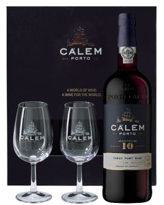Calem Port 10 Years Giftpack