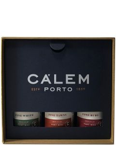 Calem Port Mini Setje 3x5cl
