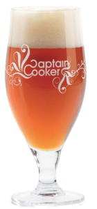 Captain Cooker Bierglas