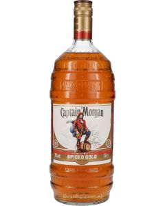Captain Morgan Exclusive Barrel Bottle XL