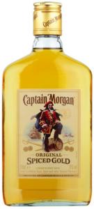 Captain Morgan Spiced zakflacon