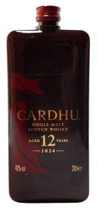 Cardhu 12 Year Pocket Scotch