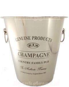 Champagne Genuine IJsemmer RVS