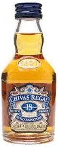 Chivas Regal 18 Years Mini