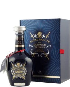 Chivas Regal Royal Salute The Diamond Tribute