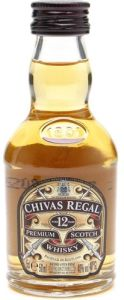 Chivas Regal 12 Year mini