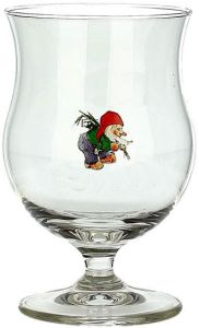 Chouffe Coffee & Cream glas