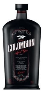 Dictador Colombian Black Aged Dry Gin