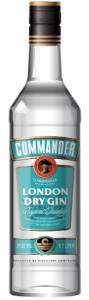 Commander Dry Gin