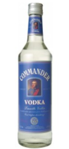 Commander Vodka