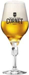 Cornet Oaked Bierglas Half Pint (Klein)