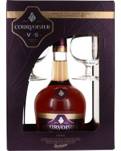 Courvoisier VS Giftpack