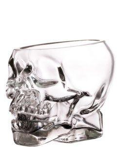 Crystal Skull Shotglas