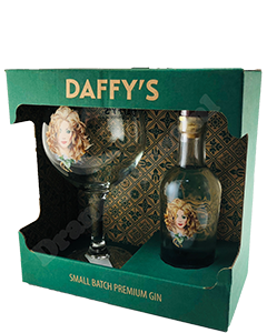 Daffy's Small Batch Gin Cadeaupakket