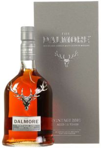 Dalmore Vintage 2001