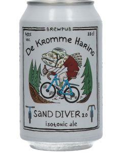 De Kromme Haring Sand Diver 2.0 Isotonic Ale
