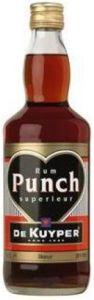 De Kuyper Rum Punch