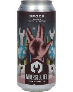 De Moersleutel Spock Dinner Pastry Stout