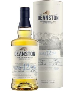 Deanston 12 Year Unchillfiltered
