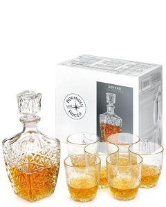 Bormioli Whisky Set 7 Delig Dedalo