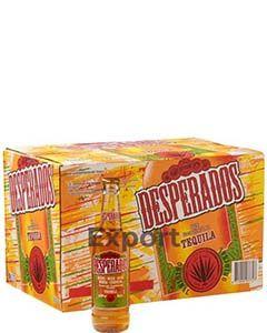 Desperados Export Doos 24x33cl ( THT 30-09-21 )