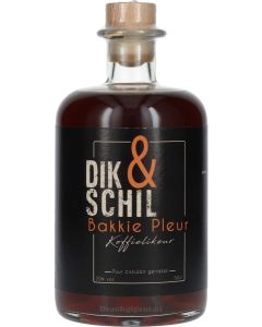 Dik & Schil Bakkie Pleur