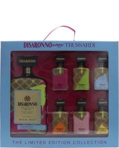 Disaronno Wears Trussardi Limited Edition Collection