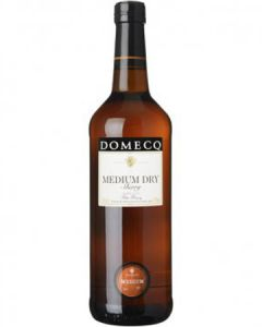 Domecq Sherry Medium