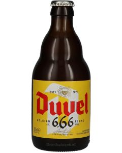 Duvel 6.66 Blond Limited Edition