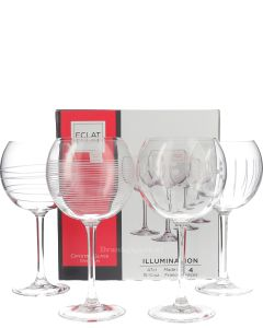 Eclat Illumination Gin Balloon Set