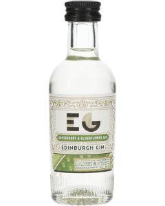 Edinburgh Gooseberry & Elderflower Gin Mini