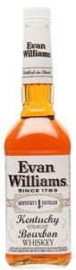 Evan Williams Kentucky Bourbon White Label