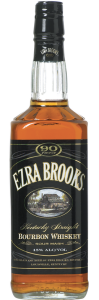 Ezra Brooks Black Bourbon