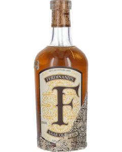 Ferdinand's Saar Dry Gin Quince (Schade etiket)