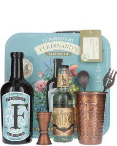 Ferdinand's Saar G & T Traveller's Box