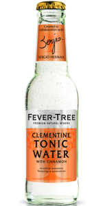 Fever Tree Clementine Tonic Water