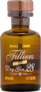 Filliers Dry Gin 28 Mini