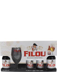 Filou Belgian Ale Giftpack