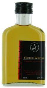 Scotch Whisky Keukenflesje