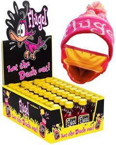 Flugel Box 40 + Mondkap & Muts 2021 Pink