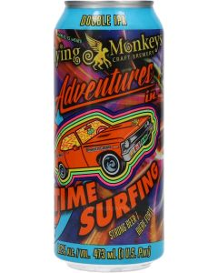 Flying Monkeys Adventures In Time Surfing
